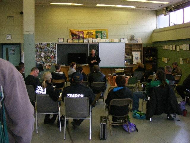Jeff - Seminar Guest Speaker