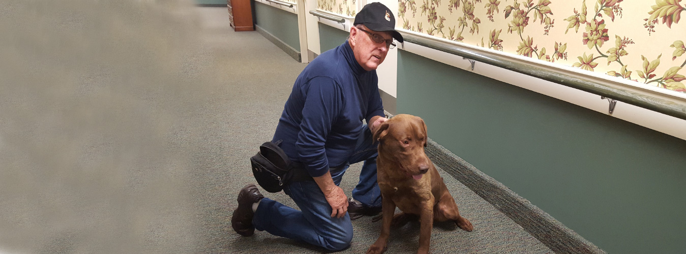 ATS K9 Detection Dog Specialist